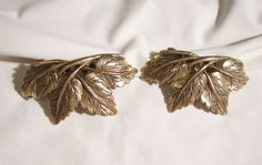 Plaza shop only Memorial 4 day sale 10% off storewide discount taken at purchase or refunded ends 5/28 at midnight. visit my Ruby Lane Shop for more great vintage finds. Shops link on each ones home pages.   Outstanding Rare large Art Nouveau style Musi Shoe clips