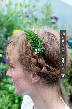 Nice! - Tiny fern woodland wedding hair flowers from The Garden Gate Flower Company | CHECK OUT SOME AWESOME IDEAS FOR NEW Simple Wedding Hair HERE AT WEDDINGPINS.NET | #simpleweddinghair2015 #simpleweddinghair #weddinghairstyles #weddinghair #hair #stylesforlonghair #hairstyles #hair #boda #weddings #weddinginvitations #vows #tradition #nontraditional #events #forweddings #iloveweddings #romance #beauty #planners #fashion #weddingphotos #weddingpictures