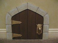 """Disney Alice In Wonderland """"Door and Doorknob"""" need this for the kids playroom!!!!!"""