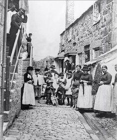 Virgin Street, St.Ives.