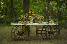 Country Girl Chic Styled shoot at The Barn at Twin Oaks Ranch