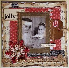A Jolly Christmas at Country View Crafts (via Bloglovin.com )