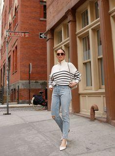 The Natalie Flat | Brooklyn Blonde