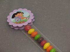 Dora party favor