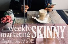 In the marketing news this week: Google to SEOs on keyword ranking, Facebook's 'Shop' section, your Twitter referral traffic might drop, Klout scores got fatter, and more.