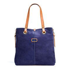Peacoat color UGG® Seldon Tote for Women   Free shipping at UGGAustralia.com