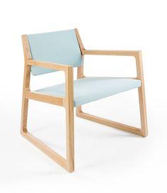 Splay High Lounge Chair