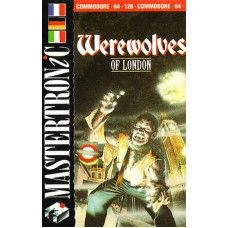 Werewolves Of London for Commodore 64 from Mastertronic