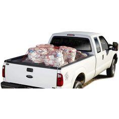 Spidy Gear Bed Webb Cargo Webbing for Trucks - Covercraft Ram Trucks, Ford Trucks, Truck Bed Net, Grill Guard, Truck Accessories, Gears, Cords, Strength, Stainless Steel