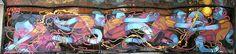 "madrid, spain Made by streetartist ""Aryz"" - #streetart #aryz - Click for more streetart"