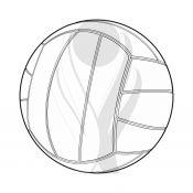 Standardmotiv Volleyball http://www.helm-pokale.de/volleyball-c-3369-5.html