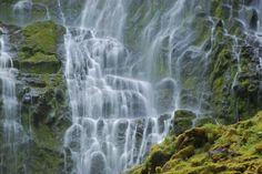 Tumalo Falls, Deschutes National Forest, Oregon