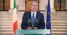 IRLANDIA • Znoszenie restrykcji w Irlandii w lipcu zagrożone - jest warunek Dublin, Cork, Suit Jacket, Breast, Suits, Fashion, Poland, Therapy, Moda