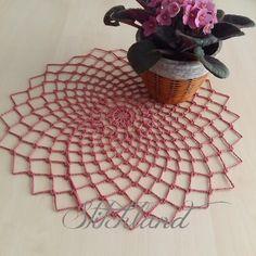 stitchland: ensaios Supli e cestas de malha