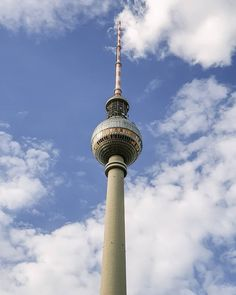 Already our last day in Berlin & last day of Berlin, Tower, Day, Instagram, Lathe, Towers, Building