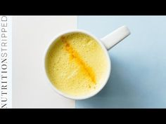 Learn how to make the anti-inflammatory drink of the century, Turmeric Milk, also known as Golden Milk! This completely dairy-free recipe is delicious, warmi. Milk Recipes, Dairy Free Recipes, Whole Food Recipes, Yummy Drinks, Healthy Drinks, Anti Inflammatory Drink, Dry Cough Remedies, Milk Nutrition, How To Clean Gold