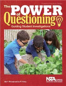 """PBL!""""Questions serve many purposes. They help students connect concepts, think critically, and explore topics at a deeper level. They help teachers check for understanding and uncover student misconceptions. Questions can be used to clarify and to probe. Questions can extend students' thinking by requiring the students to justify their answers. Most important, questions involve students in the learning and cause the students to continue thinking...."""" (p. 18) - Julie V. McGough and Lisa M…"""