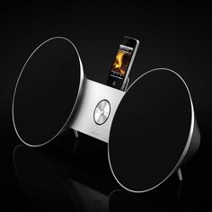 Bang & Olufsen has formally entered the Apple family and that too in mega style! Known for its ultimate sound machines, the company is our with a high-end speaker dock crafted specially for the tablet gadget. Called as the BeoSound 8, you can use it for your iPad, iPhones and iPods as well.