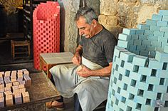 Lebanon's northern city of Tripoli is one of a handful of cities in the eastern Mediterranean that was once famed for the production of soap. The product even lent its name to the area's historic khans, or caravanserais, since the area's craftsmen were renowned for their soap, which was composed of oil from the area's …