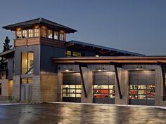 Highlands Fire Station