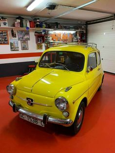 Fiat 600, Commercial Vehicle, Vehicles, Car, Automobile, Autos, Cars, Vehicle, Tools