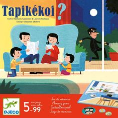 Tapikékoi Jungle Speed, Big Animals, Memory Games, Kids Store, Cute Baby Girl, Unisex, How To Find Out, Kids Outfits, Family Guy