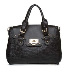 gorgeous black bag
