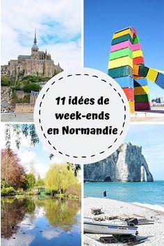 idees de week-ends en normandie Native American History, British History, Week End Normandie, Etretat Normandie, Weekend France, Vietnam History, Women In History, Ancient History, Le Havre