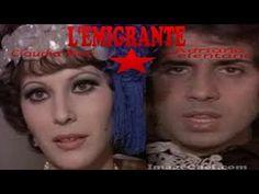 "FILM ""L'Emigrante""(Emigrantul) - Adriano Celentano & Claudia Mori [ Multi Sub ] - YouTube Claudia Mori, Michelangelo, Youtube, Film, Music, Movies, Movie Posters, Movie, Musica"