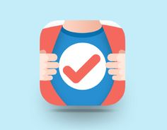 ToDo App Icon #mobileappicons #iosappicon #uidesign #graphicdesign #inspiration