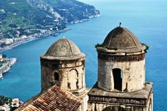 View from Ravello, Italy. For more information visit our company website; www.njcharters.com #DestinationConfidential