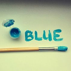 DAY 1 - something blue Something Blue, November, Challenges, November Born