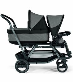 Peg-Perego Duette Piroet Double Stroller