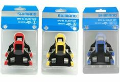bb06433c819c Sponsored(eBay) SHIMANO SM-SH10/11/12 Cleat Set 2/6 Degree Float SPD-SL  Road Bike Pedal Cleats