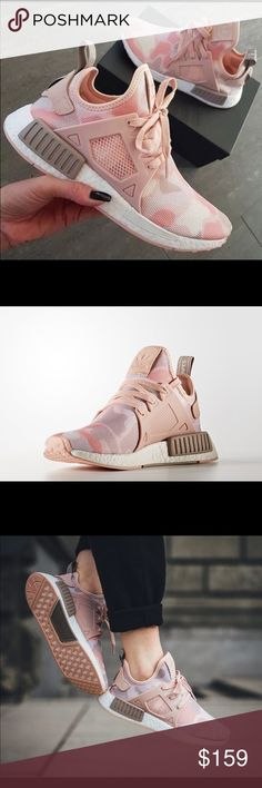 Women's Adidas NMD XR1 Shoes Size 7.5 Brand NEW! Brand New 100% authentic Women's Adidas NMD XR1 Shoes Size: 7.5 Colors: Pink Camo Very rare and sold out everywhere adidas Shoes Athletic Shoes