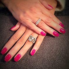 Ibd pep squad classy nails by me xx Classy Nails, Shellac, Overlay, Acrylic Nails, Squad, Beauty, Elegant Nails, Overlays, Acrylics