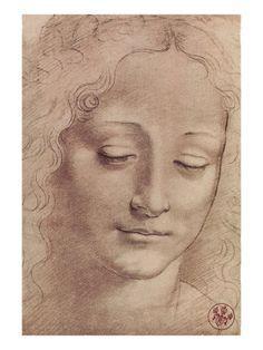 Love da Vinci's drawings.