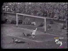 Boca Juniors 1 x 2 Santos - Libertadores 1963 - 2º jogo da Final - YouTube