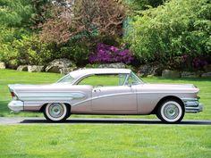 1958 Buick Special 2-door Riviera Hardtop