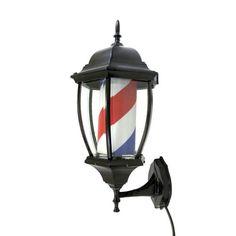 """20"""""""" Barbershop Barber Porch Light"""