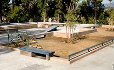 Skatepark Design and Construction Portfolio - California Skateparks Bmx, California Skateparks, Backyard Skatepark, Planet Design, Skate Park, Architecture, Planters, Construction, Exterior