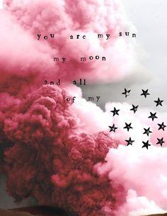 my stars.