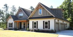 Cottage House Plan with 2899 Square Feet and 4 Bedrooms from Dream Home Source | House Plan Code DHSW50596