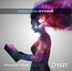 """#Knowledge is #power"" #motivation #motivationalquote #quote #quoteoftheday #success #successquote #life #lifequote #business #businessquotes #possible  #inspiration #inspirationalquote #133T #LEET #ImportanceofKnowledge"