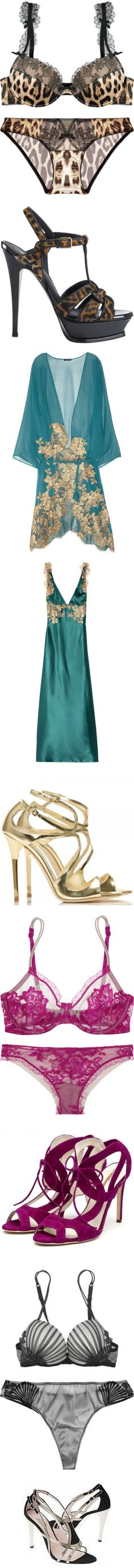 """Lengerie"" by desyderia ❤ liked on Polyvore"