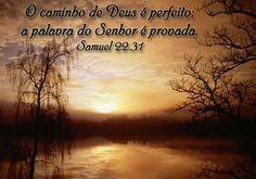 AMO VOCÊ EM CRISTO: Versículos do Poder de Deus