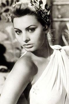 Sophia Loren #celebrities