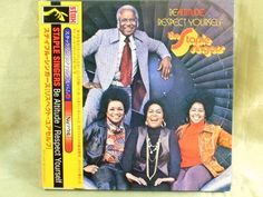 CD/Japan- THE STAPLE SINGERS Be Altitude : Respect Yourself w/OBI RARE MINI-LP #SoulGospel
