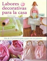 Tilda book - Dolls and other small sewing projects.