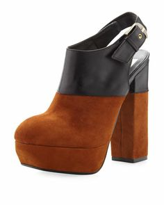 I'm having a love affair with these- I just ordered them at Neiman Marcus !!